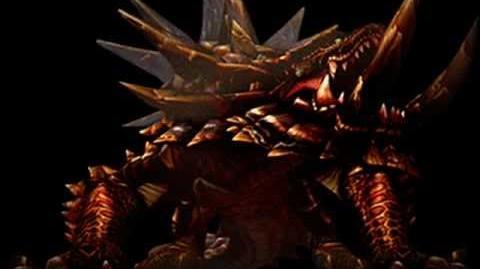 Akantor - Battle Theme Monster Hunter Portable 2nd
