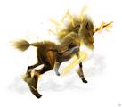 Kirin empereur de la foudre