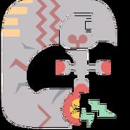 MHOL-Khezu Icon