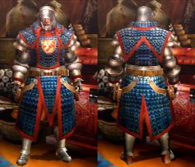 Armure Gardien/servante (Artilleur) (MH4)