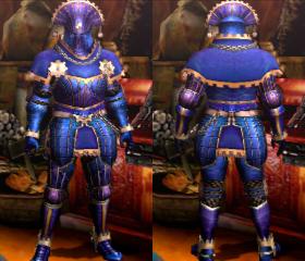 Armure impériale (Épéiste) (MH4)