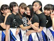 6 Member Line Up