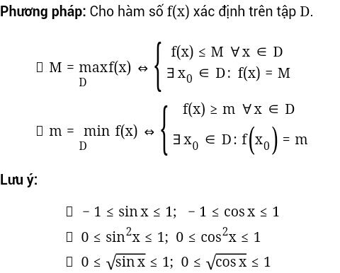 Pp tìm giá trị max min của hs lượng giác.jpg