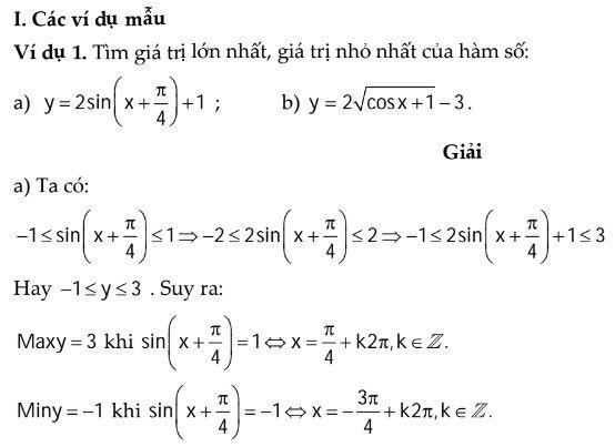 Pp tìm giá trị max min của hs lượng giác vidu 1.jpg