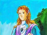 The Queen of Albertville
