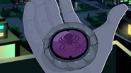 Ditko's Spin Shell