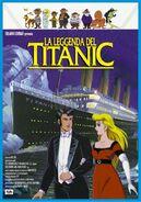 The Legend of the Titanic - Italian Film Poster