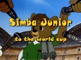 Simba Jr. Goes to N.Y. and the World Cup