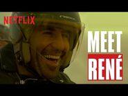 Introducing René - Money Heist- Part 5 - Netflix India
