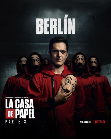 Berlin Money Heist Wiki Fandom