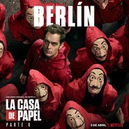 Berlin - part 4 poster