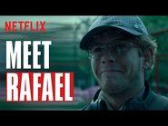 Introducing Rafael - Money Heist- Part 5 - Netflix India
