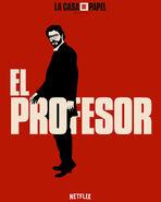 The Professor - part 4 poster