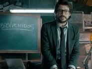 The Professor 101 Bienvenidos