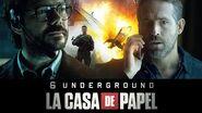 The Professor & One La Casa de Papel Netflix