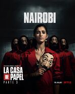 MH Part 3 Nairobi Mask Still