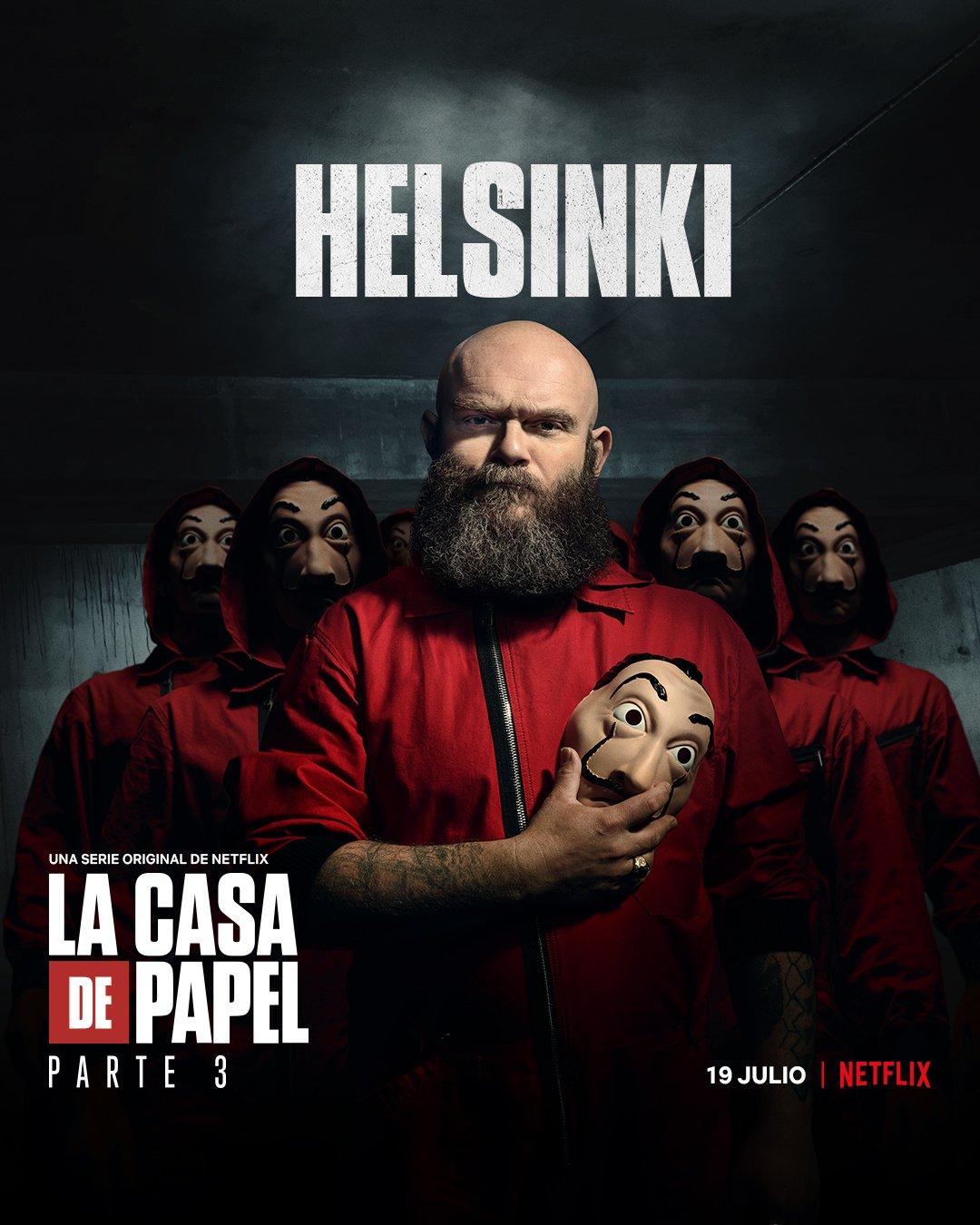 Helsinki Money Heist Wiki Fandom