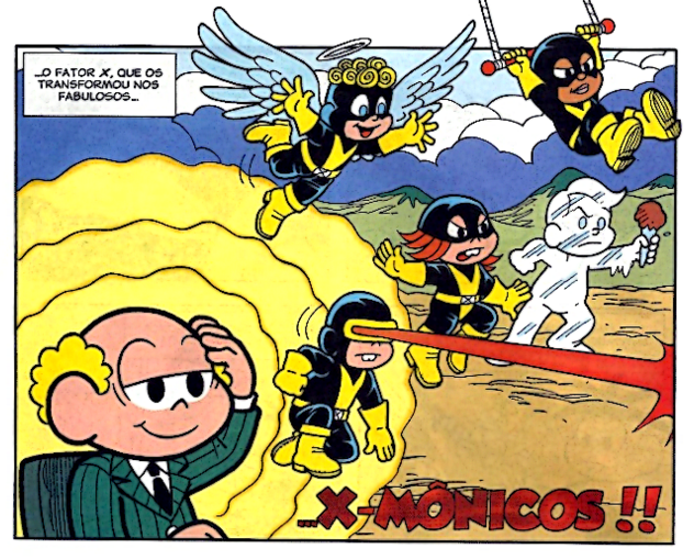 X-Mônicos (grupo)