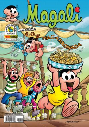 Magali 1ª Série - Nº 43