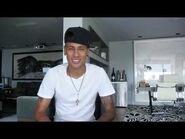 Mauricio 80 - Neymar faz homenagem a Mauricio de Sousa