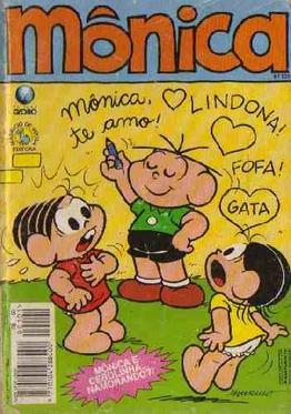 Mônica Nº 101 (Editora Globo)