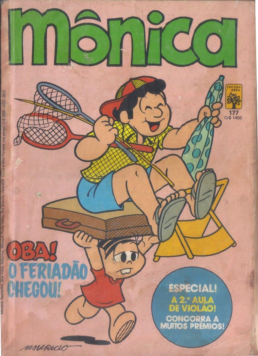 Mônica nº 177 (Editora Abril)