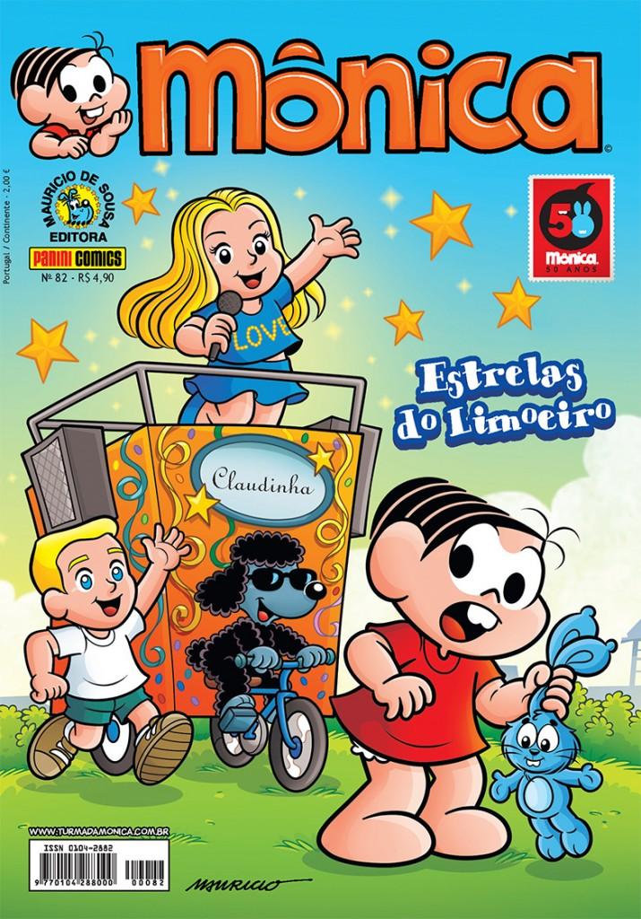 Mônica 1ª Série - Nº 82