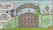 O Cemitério em Cebolinha n82 da Panini.png