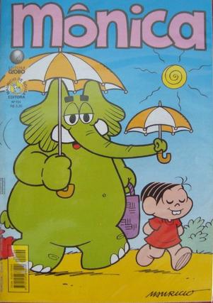 Mônica Nº 194 (Editora Globo)