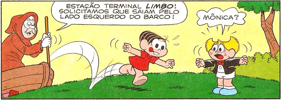 Limbo dos quadrinhos