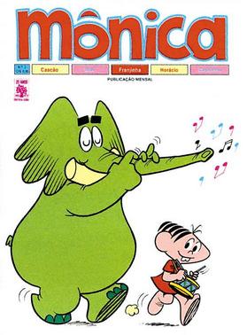 Mônica Nº 2 (Editora Abril)