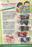 Anúncio publicitário Mônica N21