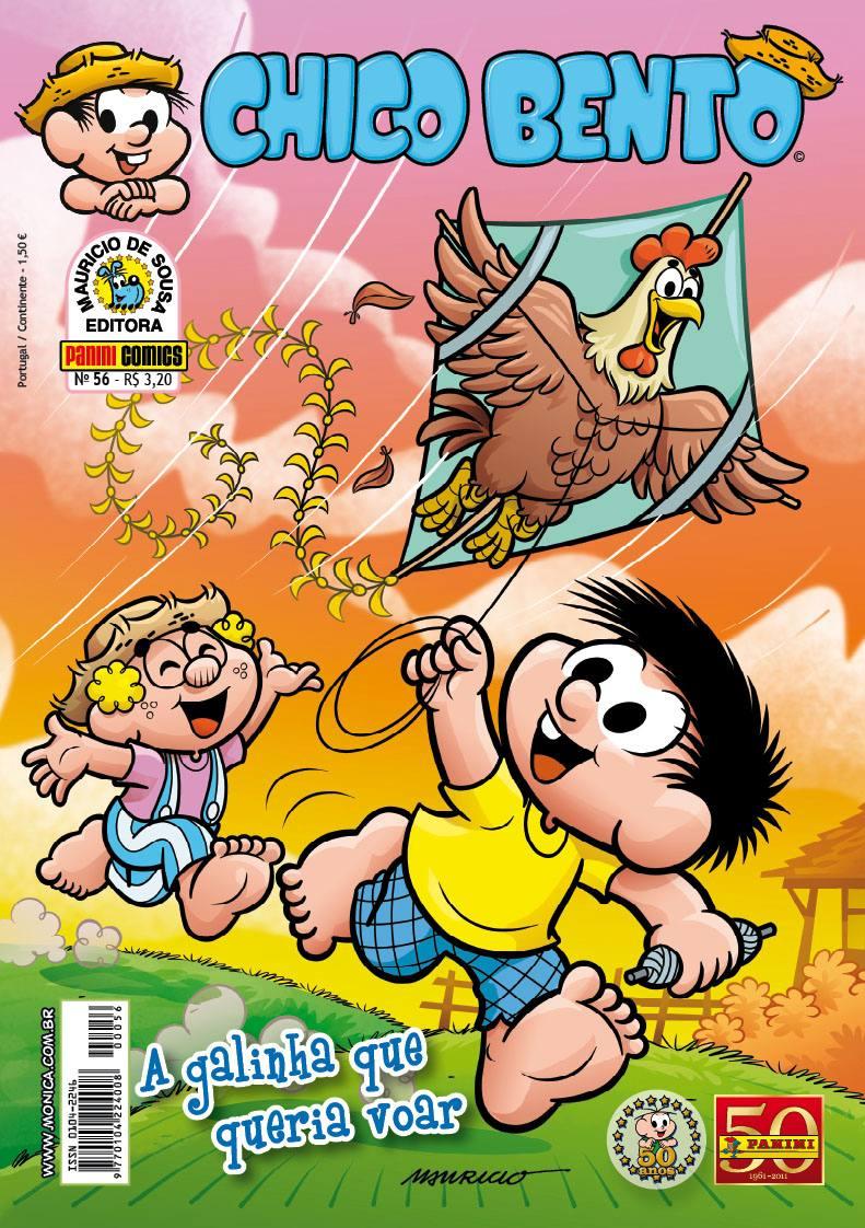 Chico Bento 1ª Série - Nº 56