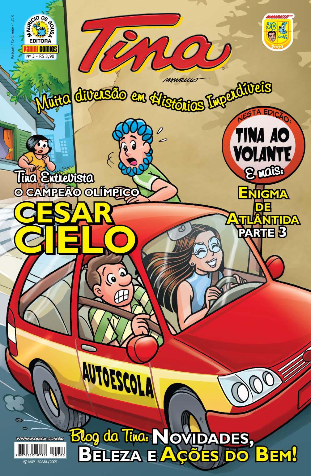 Revista da Tina Nº3