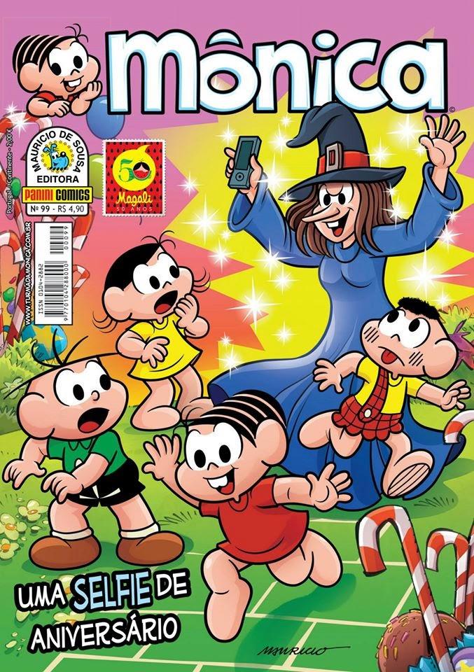 Mônica nº 99 (Panini Comics 1)