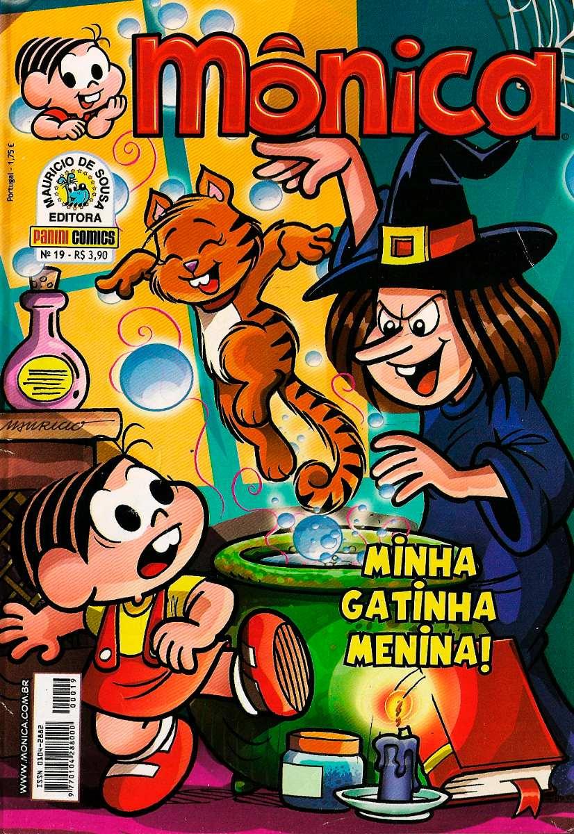 Mônica nº 19 (Panini Comics 1)