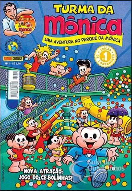 Revista Turma da Mônica (Panini)