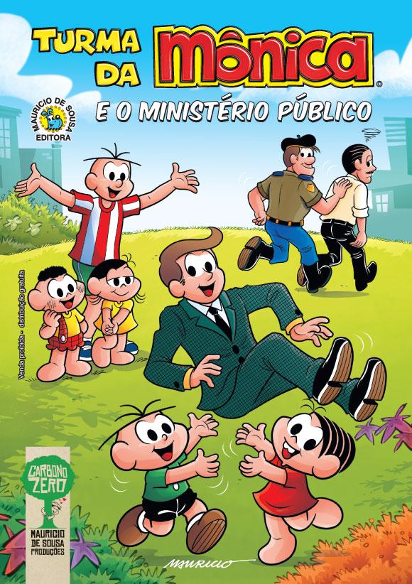 Turma da Mônica e o Ministério Público