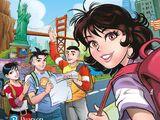 Monica Teen: Around The World