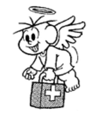 Anjo da Guarda do Cebolinha