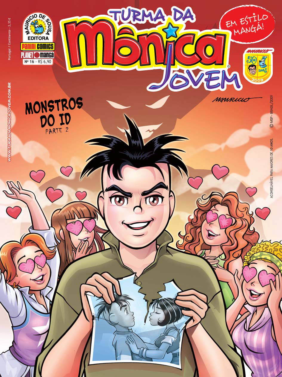 TMJ Nº 16 - Monstros do ID, Parte 2