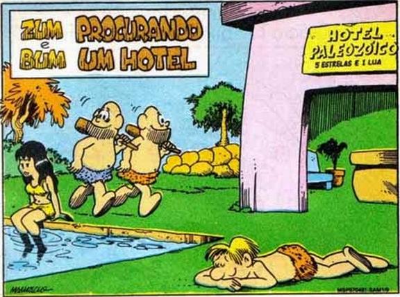 Hotel Paleozóico