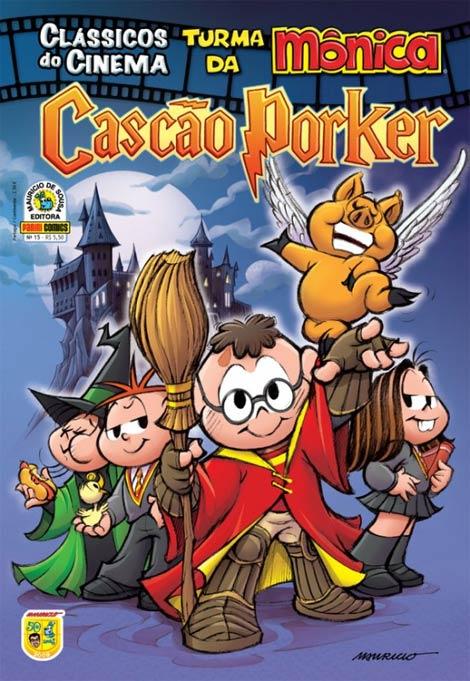 Clássicos do Cinema Nº 15 – Cascão Porker
