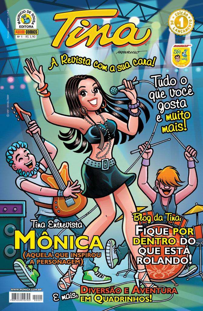 Revista da Tina Nº1