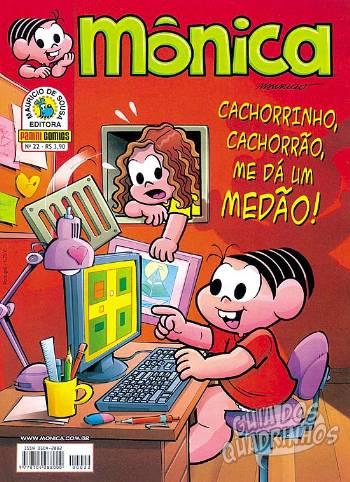 Mônica nº 22 (Panini Comics 1)