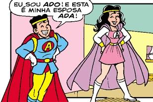 Super Ado e Super Ada