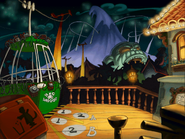 Monkey Island - Carnival of Damned