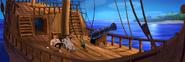 Sea Monkey (deck)