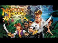 The Secret Of Monkey Island Special Edition - WALKTHROUGH (English)