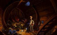 LeChuck's treasure hold